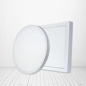 צמודי תקרה קלאסיק עגול