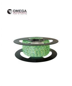 גליל לד 50 מטר אור ירוק
