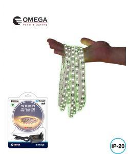 קיט סרט לד כולל שנאי 5A אור ירוק