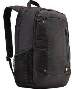 """תיק גב שחור מדגם JAUNT למחשב נייד 15.6"""" מבית case logic"""