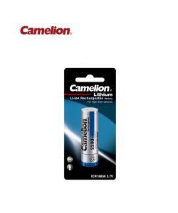 סוללת ליתיום נטענת 18650 Camelion