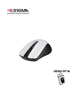 עכבר אלחוטי  WS360 לבן - קופסה