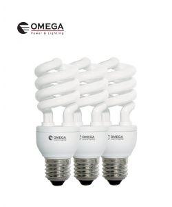 שלישיית נורות OMEGA ECO CFL