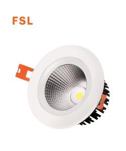 FLEX COB מתכוונן 12W לבן