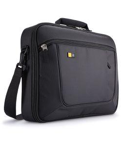 """תיק צד שחור למחשב נייד 17.3"""" מבית case logic"""