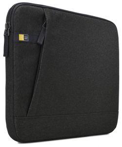 """תיק מעטפה שחור מדגם HUXTON למחשב נייד 13"""" מבית Case Logic"""