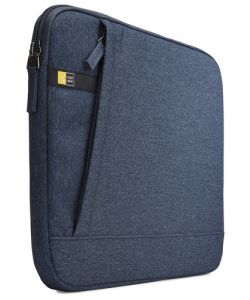 """תיק מעטפה כחול דגם HUXSTON למחשב נייד 13"""" מבית case logic"""