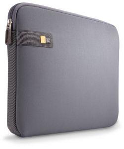 """תיק מעטפה אפור דגם SLEEVE למחשב נייד 13"""" מבית case logic"""