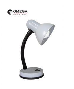 מנורת שולחן - לבן