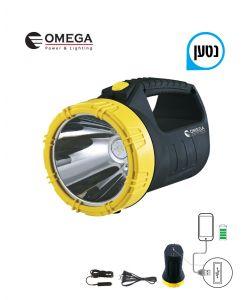 פנס נטען LED - פלוטוס