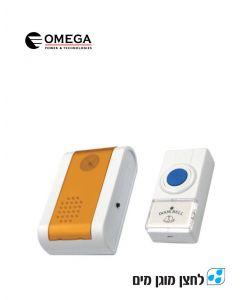 פעמון דלת אלחוטי דיגיטלי סוללות בלבד