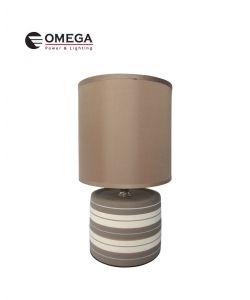 מנורת שולחן מעוצבת הדס קפה