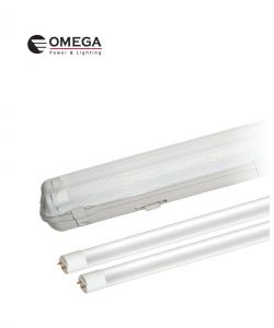 מוגן מים LED T8 2X22W