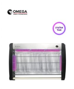 קטלן יתושים 50 LED בעל אור אולטרא סגול