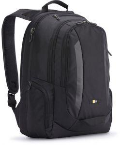 """תיק גב שחור למחשב נייד 15.6"""" מבית case logic"""