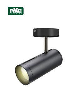 ספוט צמוד תקרה מתכוונן ומסתובב  NVC