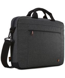 """תיק צד מנהלים שחור דגם ERA למחשב נייד 14"""" מבית case logic"""