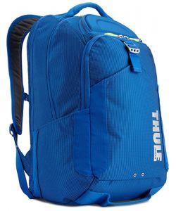 """תיק גב כחול דגם Crossover למחשב נייד 15"""" מבית THULE"""