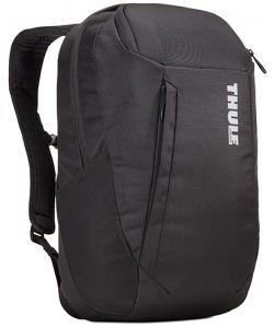 """תיק גב שחור מדגם ACCENT למחשב נייד 15"""" מבית THULE"""