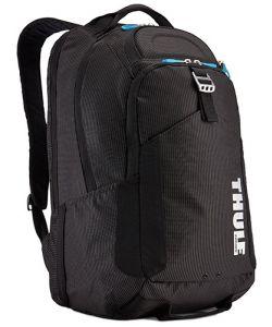 """תיק גב שחור דגם Crossover למחשב נייד 15"""" מבית THULE"""
