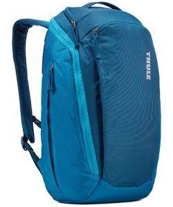 """תיק גב כחול מדגם EnRoute למחשב נייד 15.6"""" מבית THULE"""