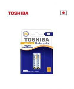 זוג סוללות נטענות AAA, תוצרת יפן - מחיר לאריזה