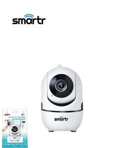 מצלמת אבטחה ביתית אלחוטית - WIFI מתכווננת PTZ 720P - בליסטר
