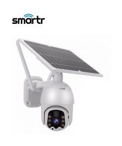 מצלמת אבטחה WIFI סולארית IP65 1080P/HD PTZ