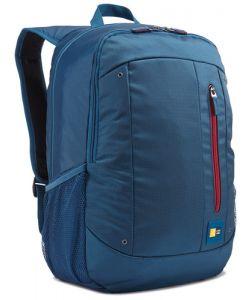 """תיק גב כחול מדגם JAUNT למחשב נייד 15.6"""" מבית case logic"""