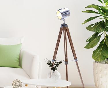 מנורות רצפה דקורטיביות